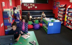 Sherwood school library using Koha by anact