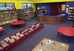 Takapau School library- a Koha library